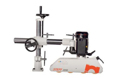 Automatic power-feeders : professional line – Steff 2048