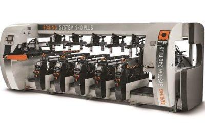 Boring System 240 5V Plus