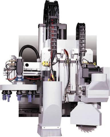 Extreme flexibility in combinating operating units