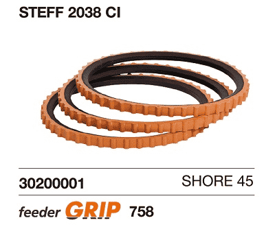 Maggi - STEFF 2038 CI - aanvoerapparaat