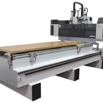 Goede CNC Machine | Allumnium, Kunstof en Houtbewerking | Danmar Machines QH-24