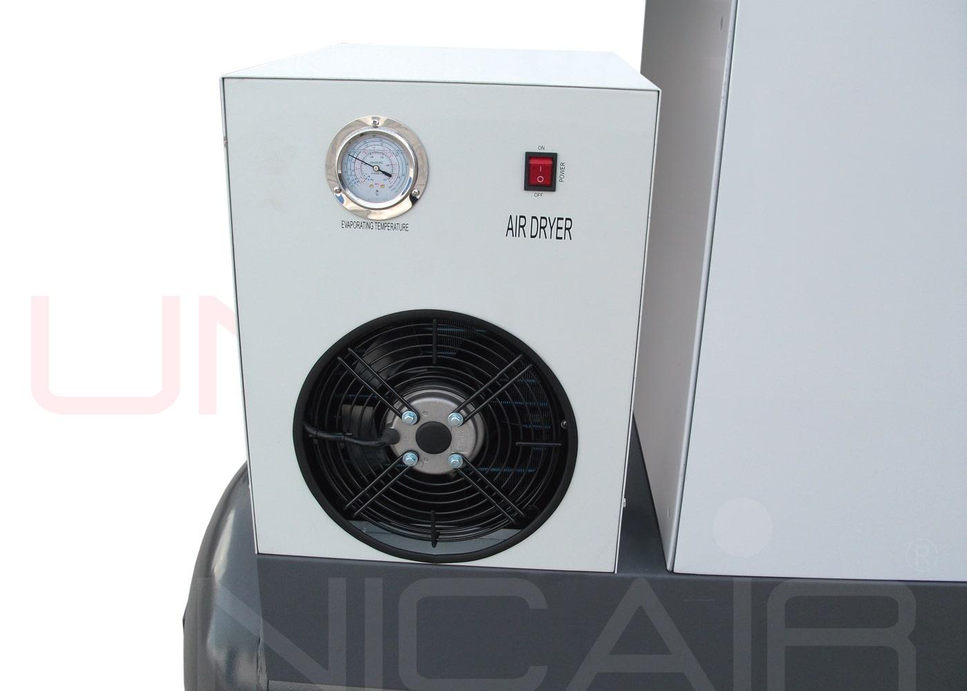 compressor met luchtdroger